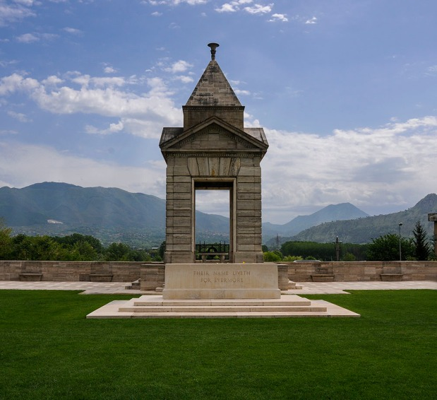 Monte Cassino – the Battle, the Abbey and the Commonwealth War Cemetery