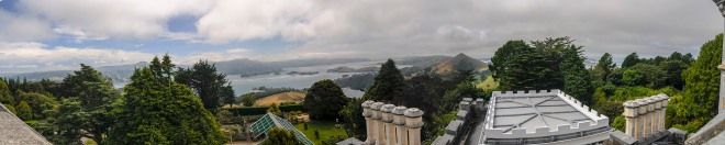 Dunedin from Larnach small